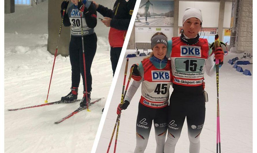 Gute Ergebnisse bei Testwettkampf in Oberhof