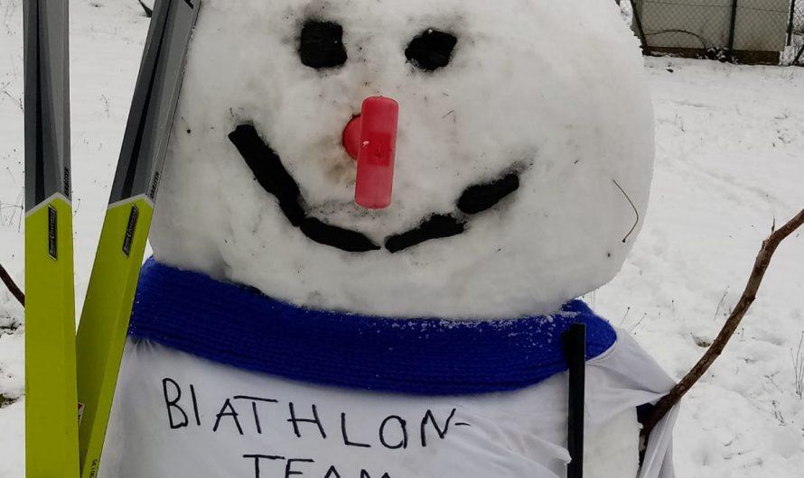 Snowman Challenge 2021