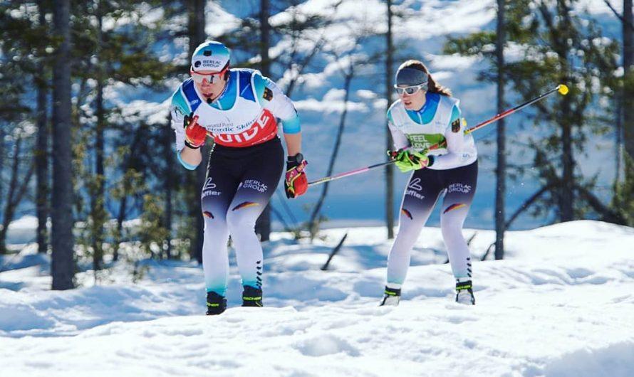Zwei Fünfte Plätze für Johanna Recktenwald bei Weltcup-Auftakt