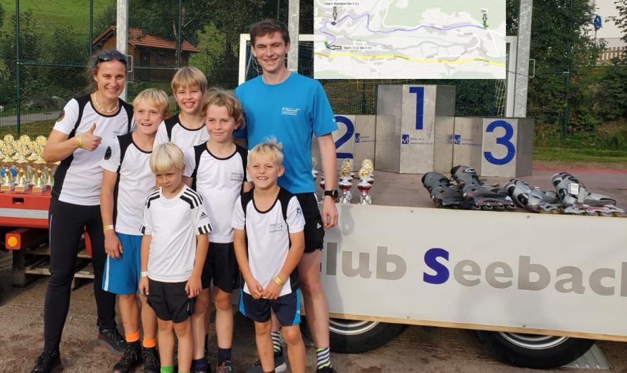 Mit Bestplatzierung und Kämpferherz bei den Deutschen Meisterschaften Rollski Berglauf